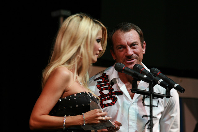 Jessica Drake et Randy Spears